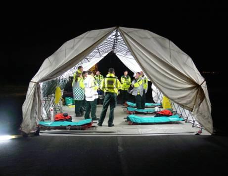 Disaster management training curriculum